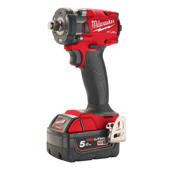"Milwaukee M18FIW2F12-502X 'FUEL' 1/2"" Compact Impact Wrench"
