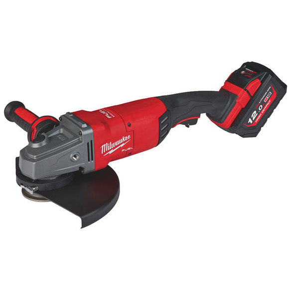 Milwaukee M18FLAG230XPDB-121C 'FUEL' Large Angle Grinder