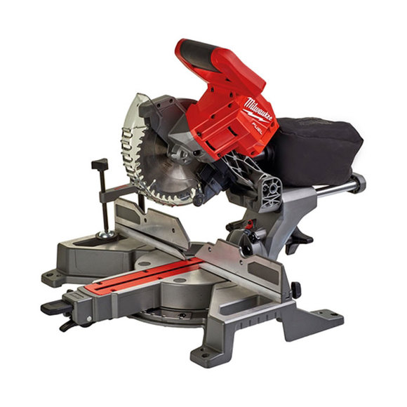 Milwaukee Power Tools, Milwaukee M18FMS190-0 190 mm Double Bevel Sliding Mitre Saw