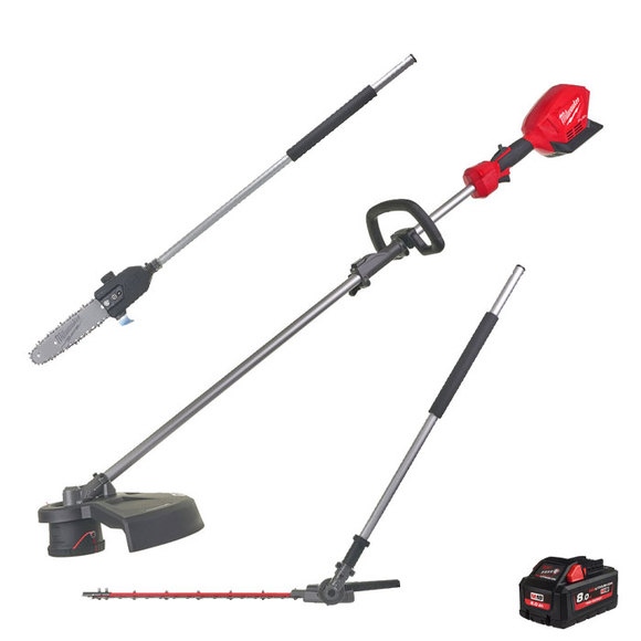 Milwaukee M18FOPH4KIT-801C 4 Piece Outdoor Kit