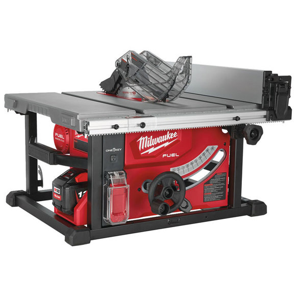 Milwaukee Power Tools, Milwaukee M18FTS210-121B 'FUEL' Cordless Table Saw