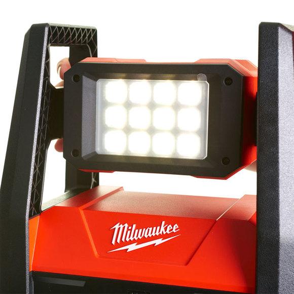 Milwaukee Work Light Uk: Milwaukee M18HAL-0 'ROVER' High Performance LED Area Light