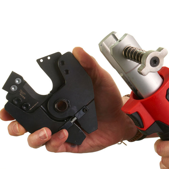 Milwaukee Power Tools, , Milwaukee M18HCC-201C AC/SR 'FORCE LOGIC' Hydraulic Cable Cutter