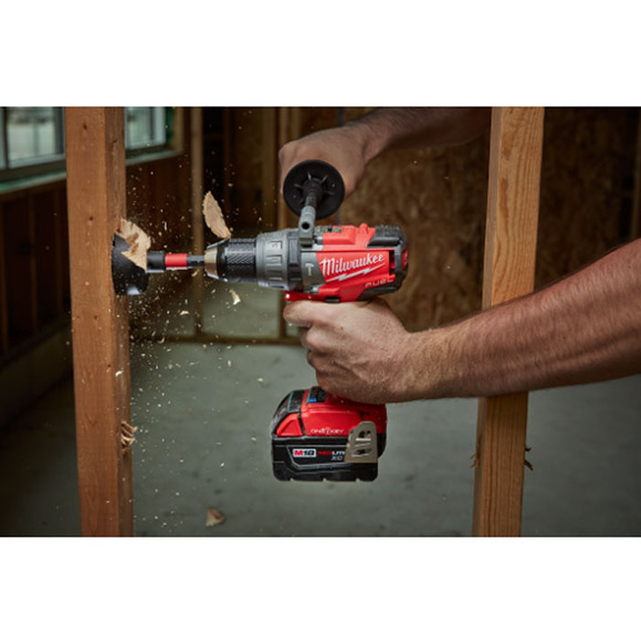 Milwaukee Power Tools, , Milwaukee M18ONEPP2A-502X 'FUEL' Powerpack with ONE KEY