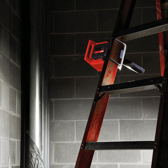 Milwaukee Power Tools, , Milwaukee M18PAL-0 Pivoting Area Light