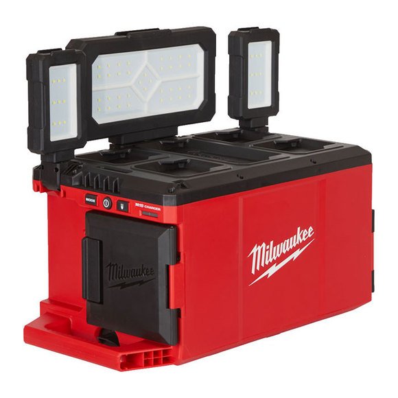 Milwaukee M18POALC-0 PACKOUT Area Light/Charger