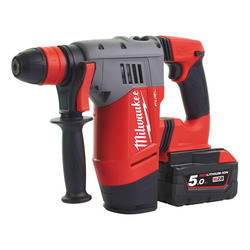 Milwaukee M28CHPX-502C 'FUEL' High Performance SDS Hammer
