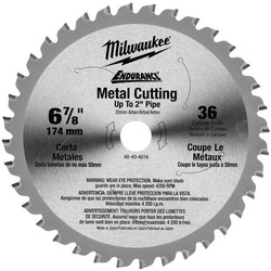 Milwaukee Metal Cutting Blade 174 mm 36 Tooth