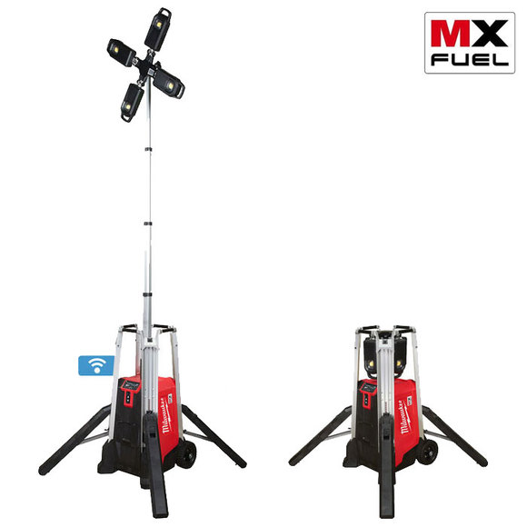 Milwaukee MXF TL-601 MX FUEL Tower Light 110 volt