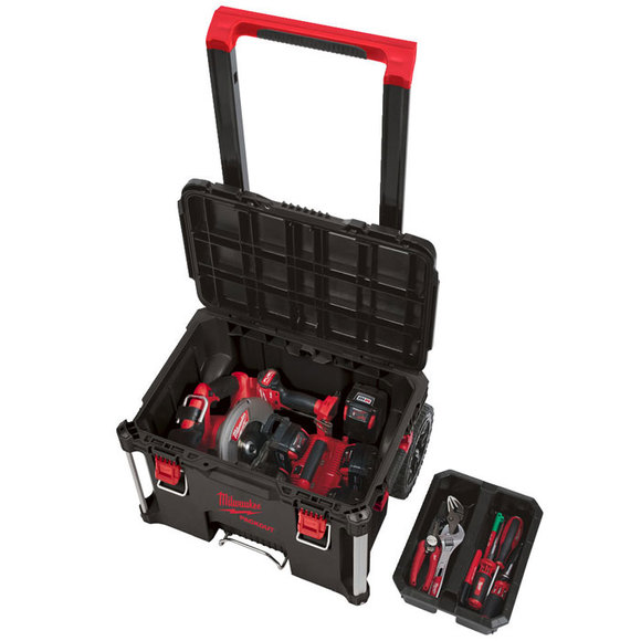 Milwaukee Power Tools, , Milwaukee PACKOUT Trolley Box