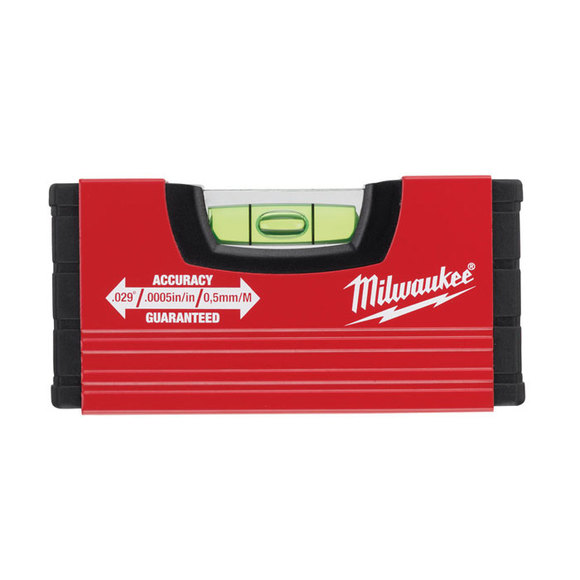 Milwaukee Power Tools, Milwaukee Pocket Box Level 10 cm