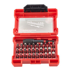 Milwaukee SHOCKWAVE 32pc Impact Duty Bit Set