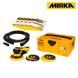 Mirka DEROS 5650XCV Deco Solution Kit 110 volt