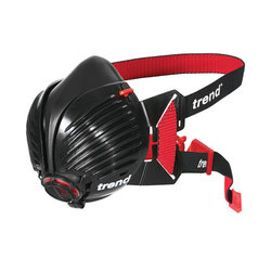 TREND Air Stealth Half Mask Medium/Large APF20