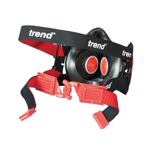 Trend Routing, , TREND Air Stealth Half Mask Medium/Large APF20