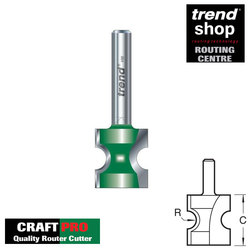 Trend C070B CraftPro Staff Bead 8 mm Radius