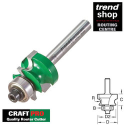 Trend C130 CraftPro Guided Corner Bead 4.8 mm Radius