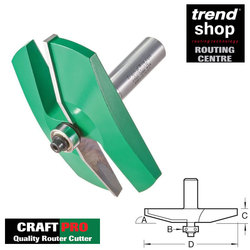 Trend C170 CraftPro Guided Bevel Panel Raiser