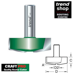 Trend C186 CraftPro Bevel Panel Raiser