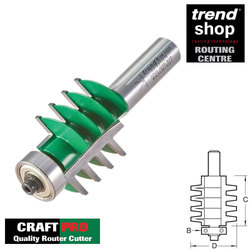 Trend C219 CraftPro Guided Finger Jointer