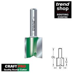 Trend C235 CraftPro Hinge Recesser 12.7 mm