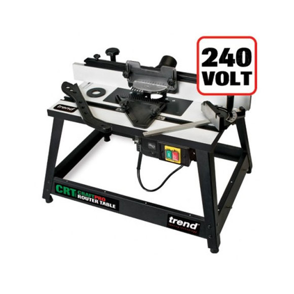 Trend Routing, Trend CRT/MK3 Router Table 240 volt