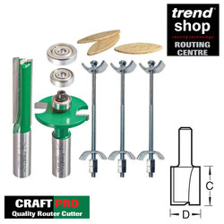 Trend Kitchen Fitter Pack 3