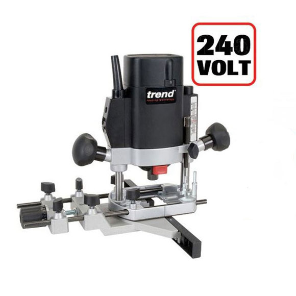 Trend Routing, Trend T5EB Plunge Router 240 volt