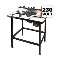 Trend WRT Workshop Router Table 230 volt