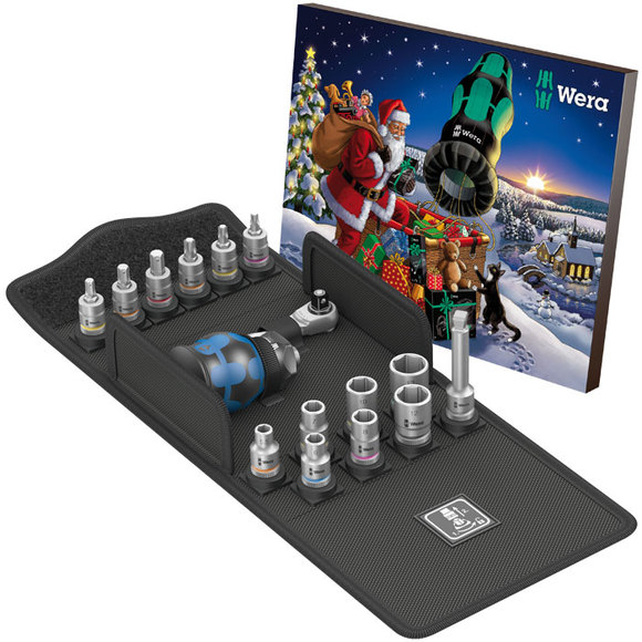 Wera 2020 Advent Calander