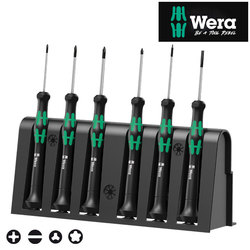 Wera Kraftform MICRO Screwdriver Set For Electronic Applications